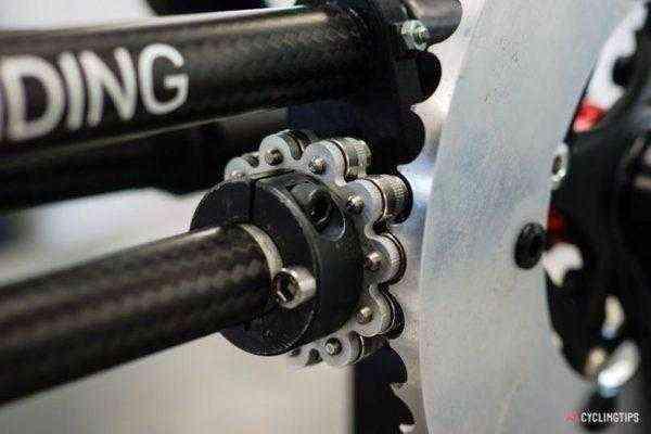 Компания CeramicSpeed разработала самую эффективную велосипедную трансмиссию в мире